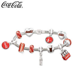 Coca-Cola 125th Anniversary Celebration Bracelet
