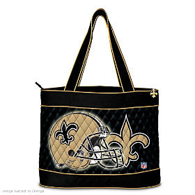 New Orlean Saints Tote Bag