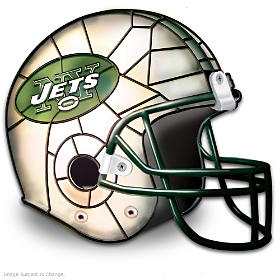 New York Jets Lamp