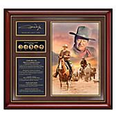 John Wayne: Life And Legacy Wall Decor