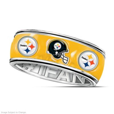 NFL Pittsburgh Steelers 1 Fan Ring