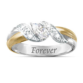 Heaven's Embrace Ring