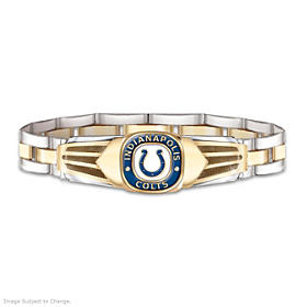 Indianapolis Colts Men's Bracelet