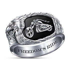 Freedom's Ride Ring