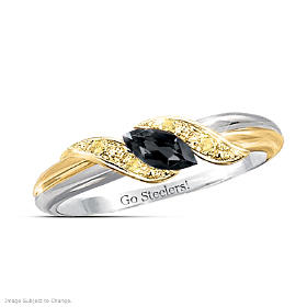 Pride Of Pittsburgh Ring