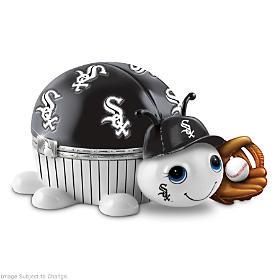 Chicago White Sox Love Bug Music Box