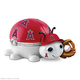 Los Angeles Angels Love Bug Music Box