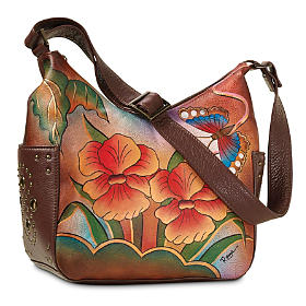 Orchid Sunset Purse