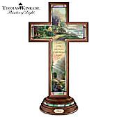 Thomas Kinkade Hope Cross