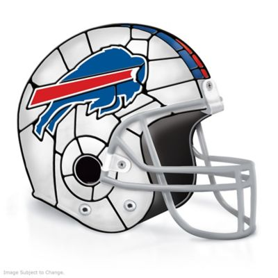 Buffalo Bills Football Helmet Accent Lamp by