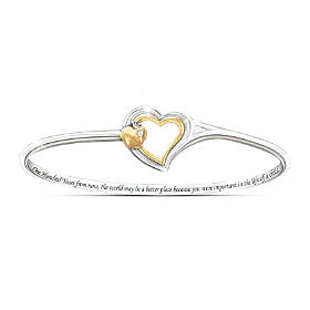 Heart Of Teaching Bracelet