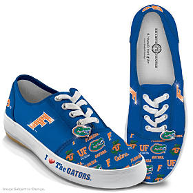 I Love The Gators Women's Shoes