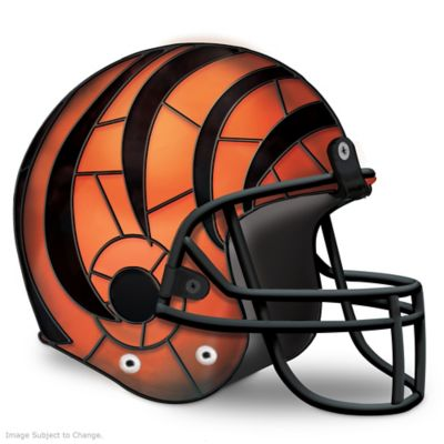 Cincinnati Bengals Football Helmet Accent Lamp by