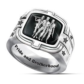 Brotherhood Of Veterans Ring