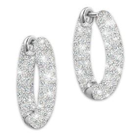 Love's Whisper Diamond Earrings