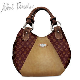 Alfred Durante Richmond Signature Handbag