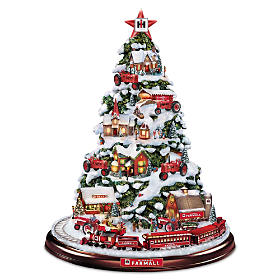 Heart Of The Holidays Tabletop Tree