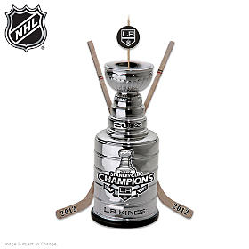 Los Angeles Kings® 2012 Stanley Cup® Champs Ornament