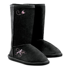 Walking In Hope Women's Boots