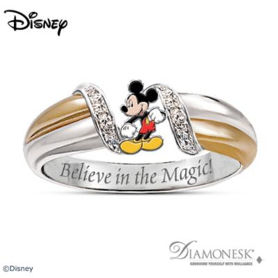 Disney Wedding Rings Lovetoknow