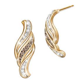 Sweet Decadence Diamond Earrings