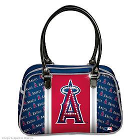 Los Angeles Angels Of Anaheim City Chic Handbag