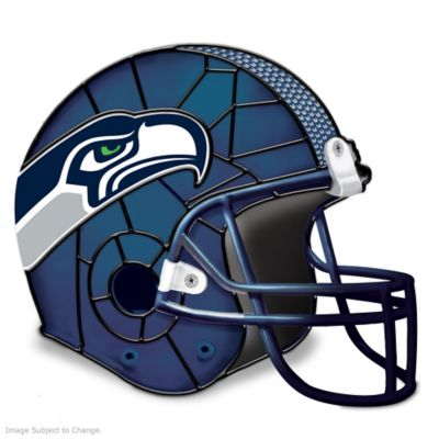 Seattle Seahawks Football Helmet Accent Lamp by