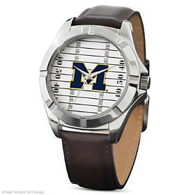 Go Blue Men's Watch