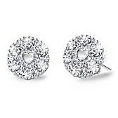 Precious Daughter Diamond Earrings
