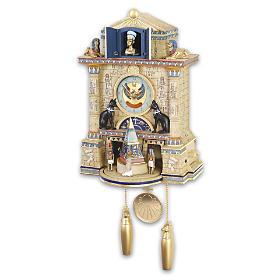 Treasures Of Ancient Egypt Cuckoo Clock