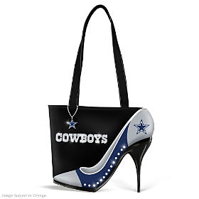 Kick Up Your Heels Cowboys Handbag