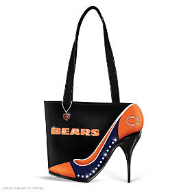 Kick Up Your Heels Bears Handbag