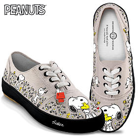 Happiness Is Friendship Women's Shoes