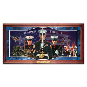 A Tradition Of Honor Wall Decor