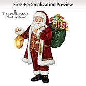 Delivering Holiday Cheer Personalized Sculpture