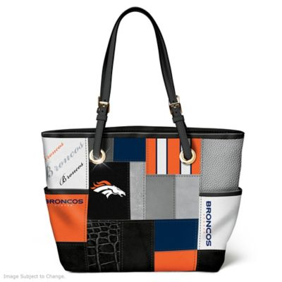 denver broncos purse cheap