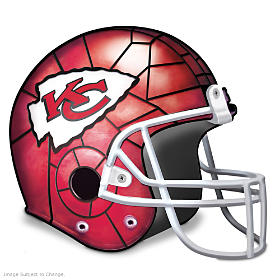 Kansas City Chiefs Lamp