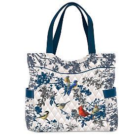 Songs Of Spring Tote Bag