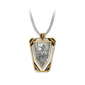 Deliverance Pendant Necklace