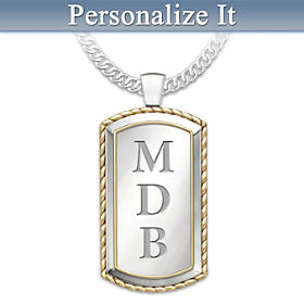 Graduation Personalized Pendant Necklace