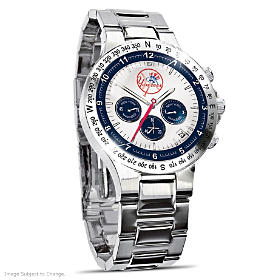 New York Yankees Collector's Watch