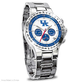 Kentucky Wildcats Men's Collector's Watch