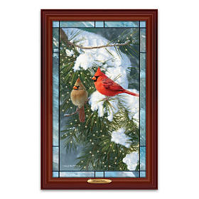 Winter Pair Wall Decor