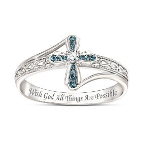 Heavenly Grace Diamond Ring