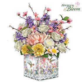 Enchanted Elegance Table Centerpiece