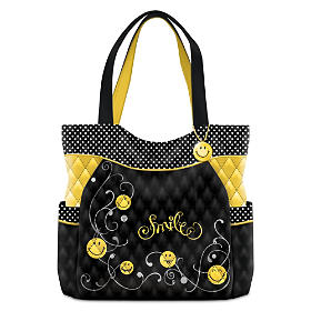 Get Happy Tote Bag