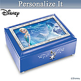 Granddaughter, Your Love Melts My Heart Personalized Box