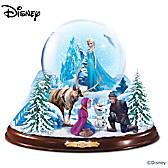 Disney The Magic Of FROZEN Snowglobe