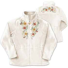 Sunflower Splendor Women's Jacket