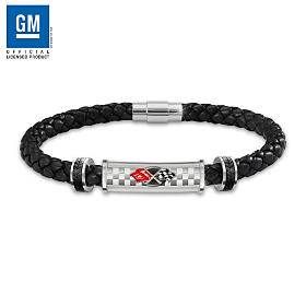 Corvette: An American Legend Men's Bracelet
